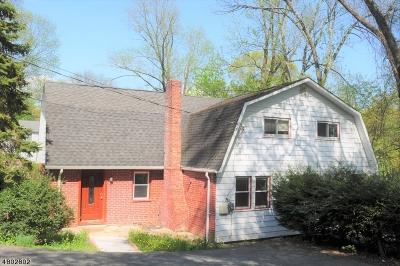 Denville Twp. Single Family Home For Sale: 168 Franklin Rd