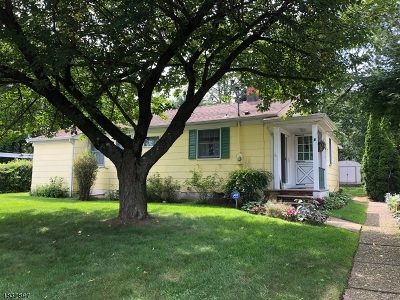 Clifton City Single Family Home For Sale: 8 Atkins Ct