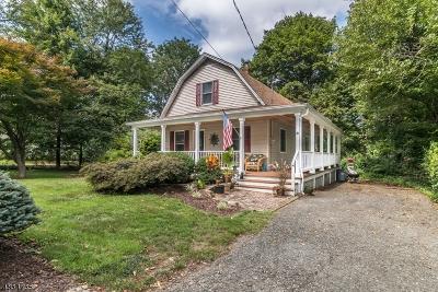 Randolph Twp. Single Family Home For Sale: 70 Quaker Church Rd