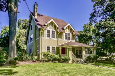 Madison Single Family Home For Sale: 31 Green Hill Rd