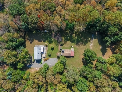Montville Twp. Single Family Home For Sale: 17a Rockaway Valley Rd