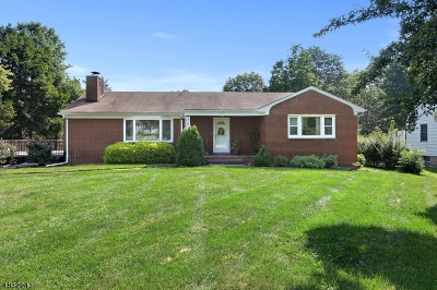 Bridgewater Twp. Single Family Home For Sale: 426 Country Club Rd