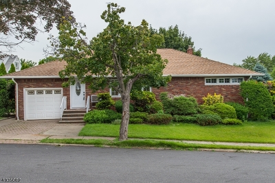 Clifton City Single Family Home For Sale: 4 Margery Ct