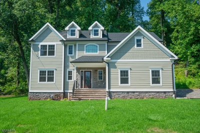 Warren Twp. Single Family Home For Sale: 67 Mount Bethel Rd