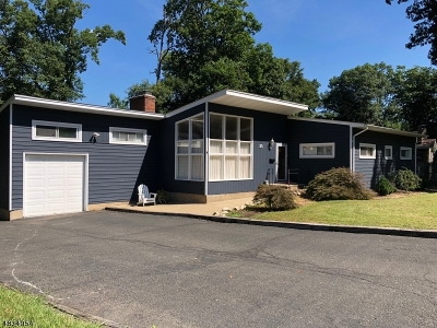 New Providence Single Family Home For Sale: 25 Martins Ln