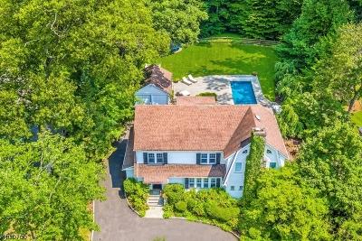 Millburn Twp. Single Family Home For Sale: 48 Woodcrest Ave