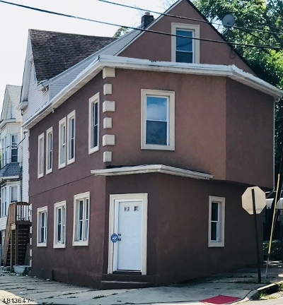 Paterson City Multi Family Home For Sale: 145 E Main St