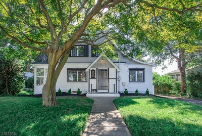 Hawthorne Boro NJ Single Family Home For Sale: $529,000