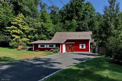 Scotch Plains Twp. Single Family Home For Sale: 141 Glenside Ave