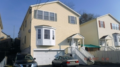 Paterson City Multi Family Home For Sale: 240 Preakness Ave