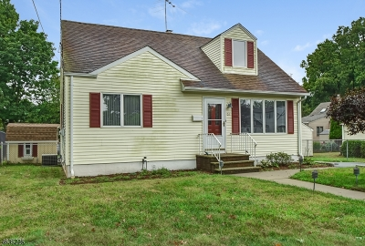 Clark Twp. Single Family Home For Sale: 63 Ruddy Pl