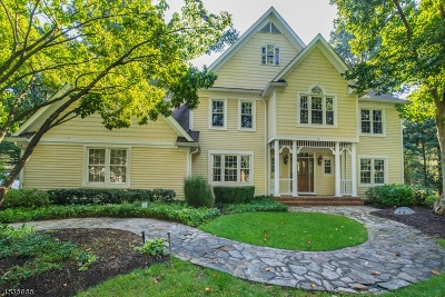 Montville Twp. Single Family Home For Sale: 19 Stafford Pl