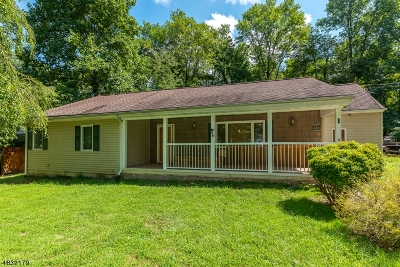 Warren Twp. Single Family Home For Sale: 1 Oak Ave