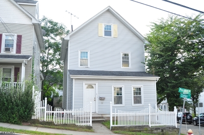 Morristown Single Family Home For Sale: 30 Prospect St