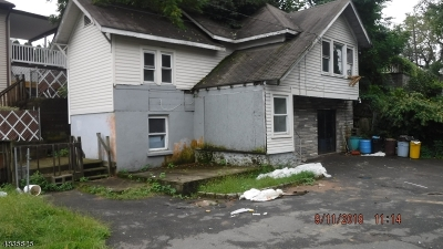 Clifton City Single Family Home For Sale: 369 Delawanna Ave