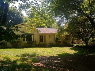 Lebanon Twp. Single Family Home For Sale: 105 Hidden Hollow Lane