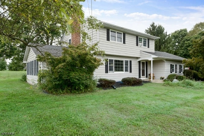 Raritan Twp. Single Family Home For Sale: 14 Country Club Dr
