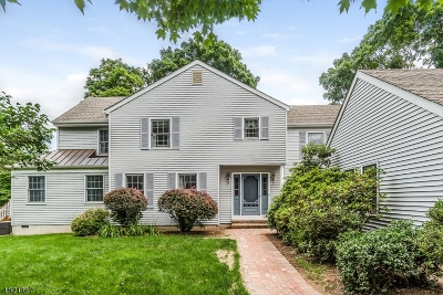 Raritan Twp. Single Family Home For Sale: 9 Mills Court