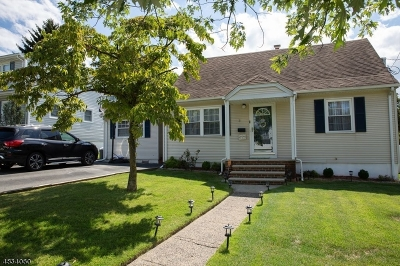 Woodland Park Single Family Home For Sale: 8 Overmount Ave