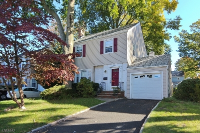 Union Twp. Single Family Home For Sale: 465 Whitewood Rd