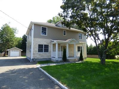North Haledon Boro Single Family Home For Sale: 60 Ahnert Ave