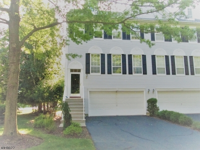 Wayne Twp. Condo/Townhouse For Sale: 6 Whimble Ct