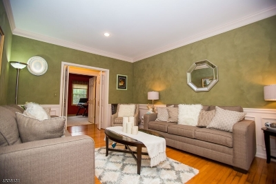Franklin Twp. Single Family Home For Sale: 14 Mansfield Rd