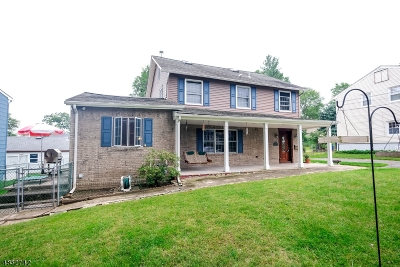 Parsippany-Troy Hills Twp. Single Family Home For Sale: 11 Tioga Ave