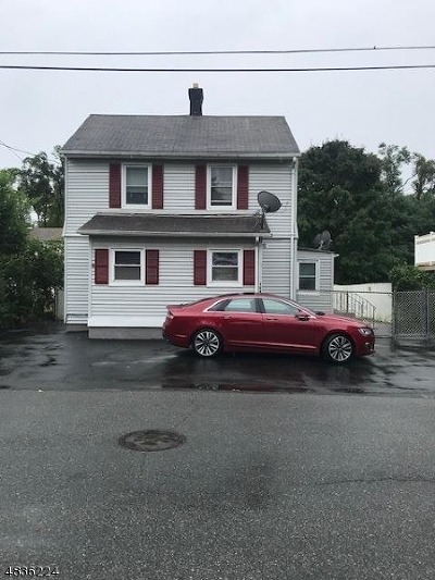 Wayne Twp. Single Family Home For Sale: 154 Ford St