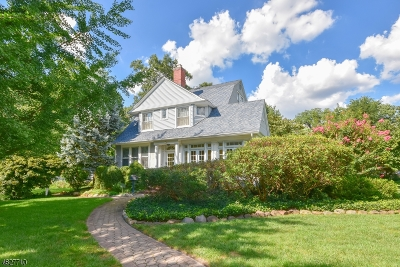 Nutley Twp. NJ Single Family Home For Sale: $725,000