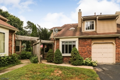 Franklin Twp. Condo/Townhouse For Sale: 61 Cherrywood Dr