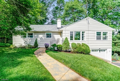 Chatham Twp Single Family Home For Sale: 10 Dogwood Dr