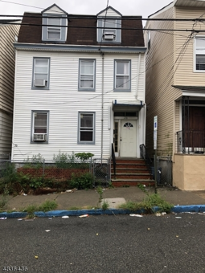 Paterson City Multi Family Home For Sale: 238 Liberty St