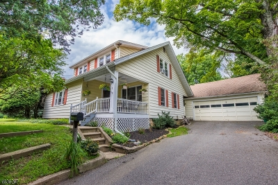 Mendham Boro Single Family Home For Sale: 1 Orchard St
