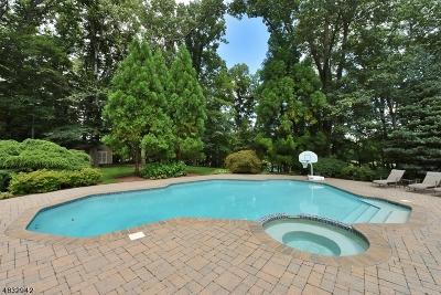 Franklin Lakes Boro Single Family Home For Sale: 380 Crescent Dr