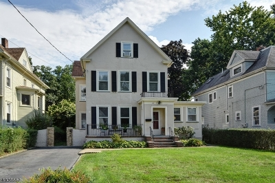 WestField Single Family Home For Sale: 131 Park St
