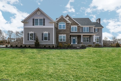 Delaware Twp. Single Family Home For Sale: 1 Severns Way