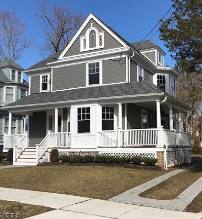Morristown Town Single Family Home For Sale: 8 Colles Ave