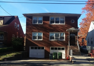 Linden City Multi Family Home For Sale: 521 Monmouth Ave