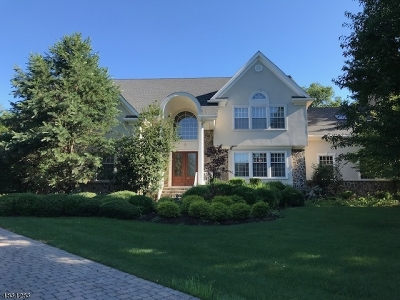 Mendham Boro Single Family Home For Sale: 7 Whispering Ivy Path