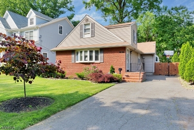 WestField Single Family Home For Sale: 1601 Boulevard
