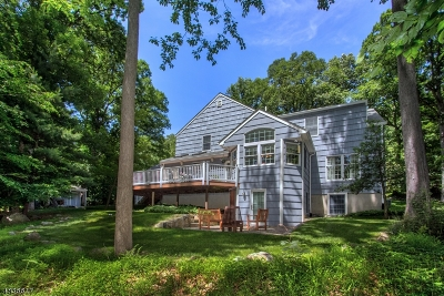 Morris Twp., Morristown Town Single Family Home For Sale: 4 Redwood Rd