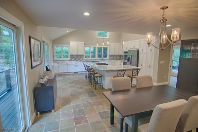 Bernards Twp., Bernardsville Boro Single Family Home For Sale: 190 Mt Harmony Rd