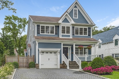 WestField Single Family Home For Sale: 723 Glen Ave