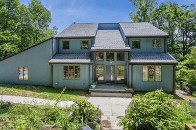 Long Hill Twp Single Family Home For Sale: 701 Long Hill Rd