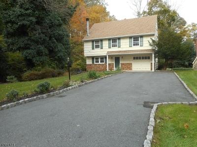 Wayne Twp. Single Family Home For Sale: 452 Pines Lake Dr