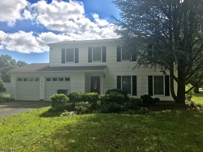 Freehold Twp. Single Family Home For Sale: 1 Birch Hill Rd