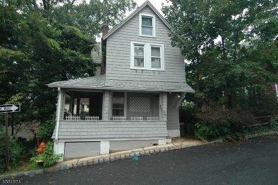 Parsippany-Troy Hills Twp. Single Family Home For Sale: 29 Embury Place