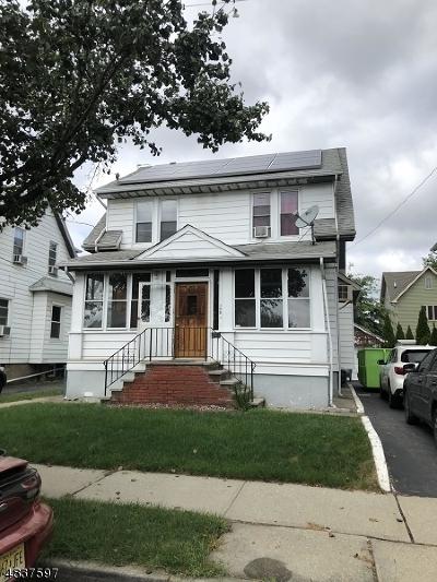 Clifton City Single Family Home For Sale: 140 Hamilton Ave
