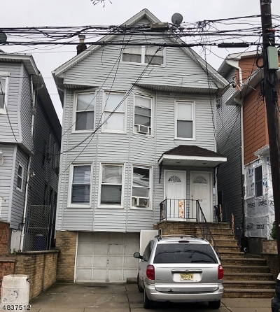 Multi Family Home Sold: 832 Summer St